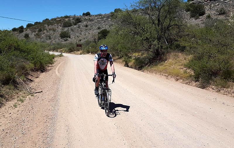 Montezuma Well Road