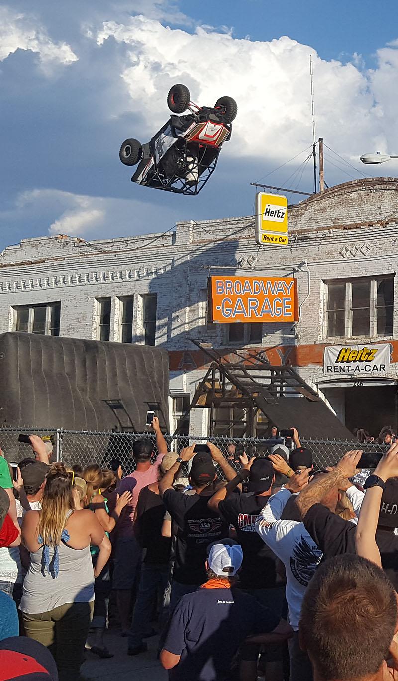 Evel Knievel Days 2017