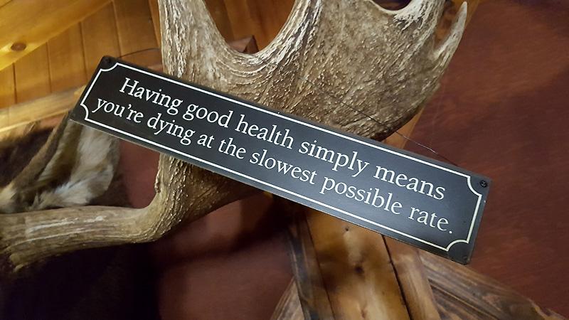Bull Run Inn wisdom