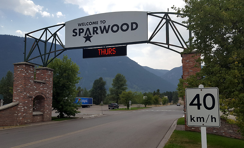 Sparwood BC