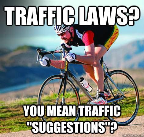Bad Cyclist