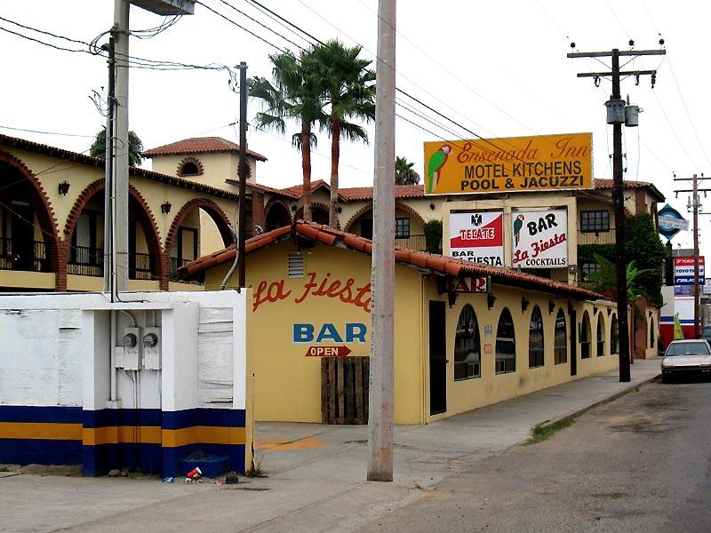 The Ensenada Inn Motel