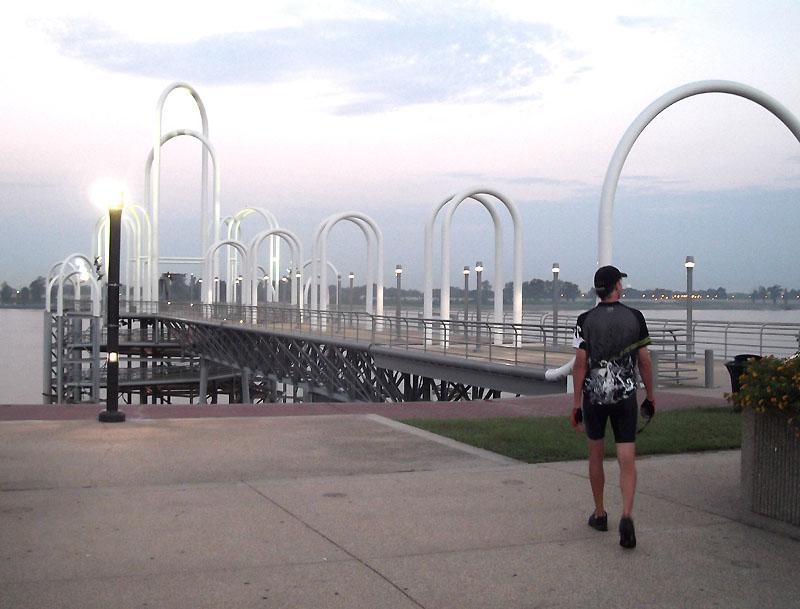Baton Rouge waterfront park