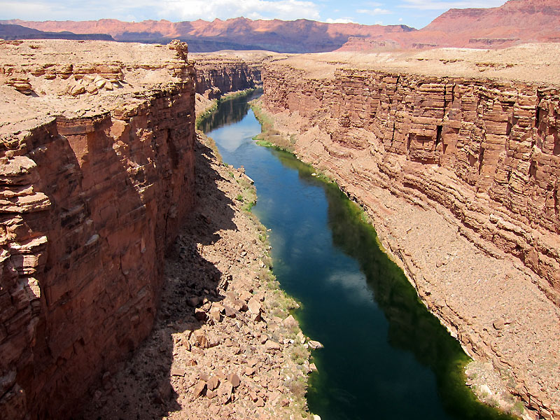 Marble Canyon area