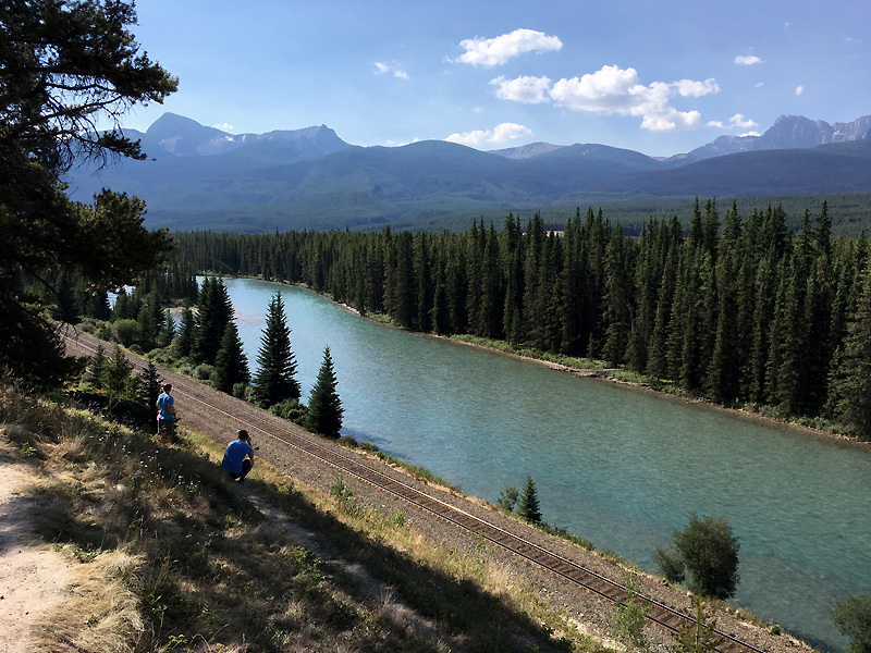 Off Bow Valley Parkway