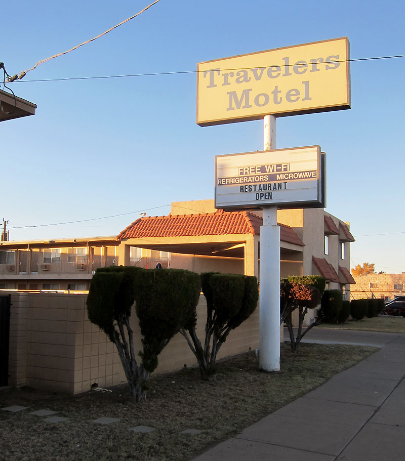 Traveler's Inn, Douglas AZ