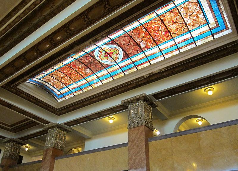 Gadsden Hotel lobby