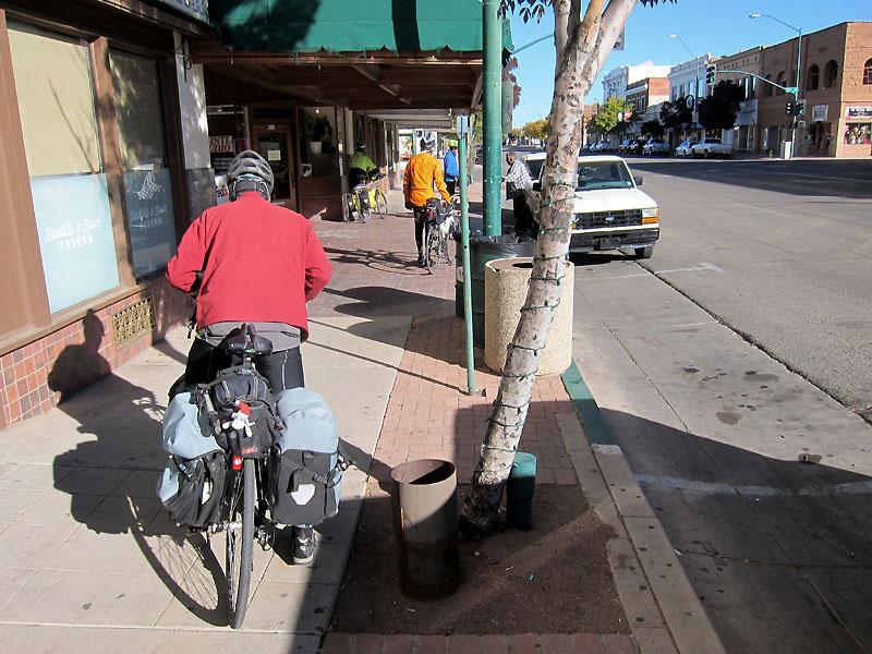 Streets of Douglas AZ