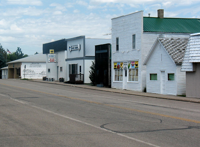 Mound City, South Dakota