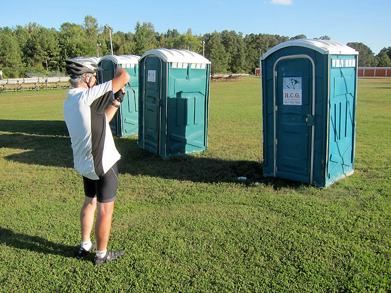 Port-a-potty photos