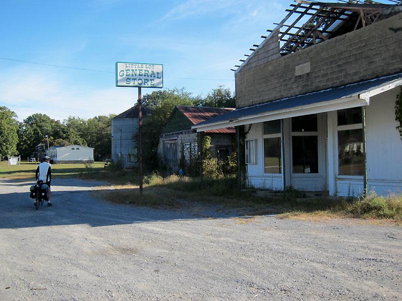 Closed store #1