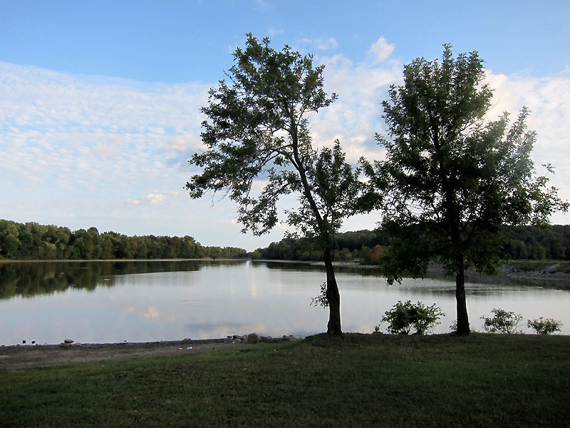 Gatlin Point on Lake Barkley