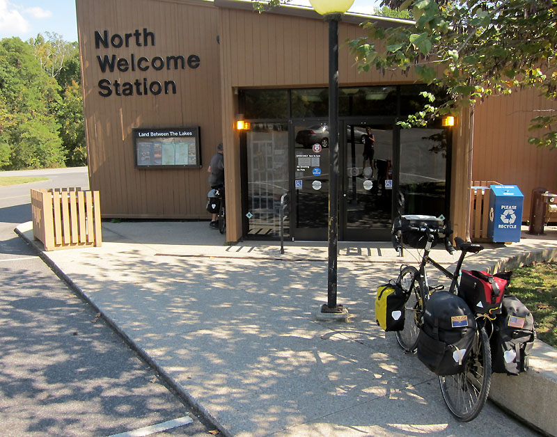 North End visitor's center
