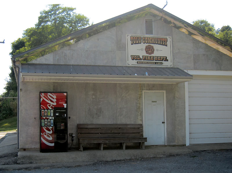 Volunteer Fire Department in Tolu KY