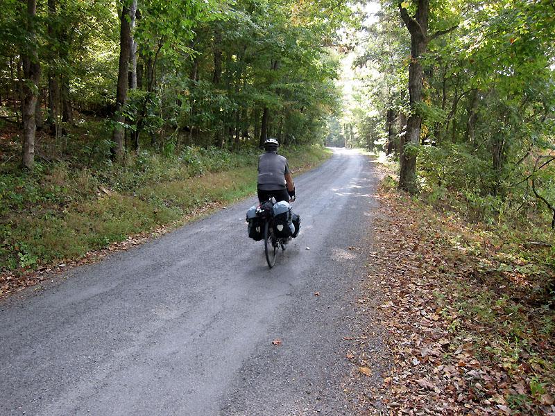 More pretty backroads riding