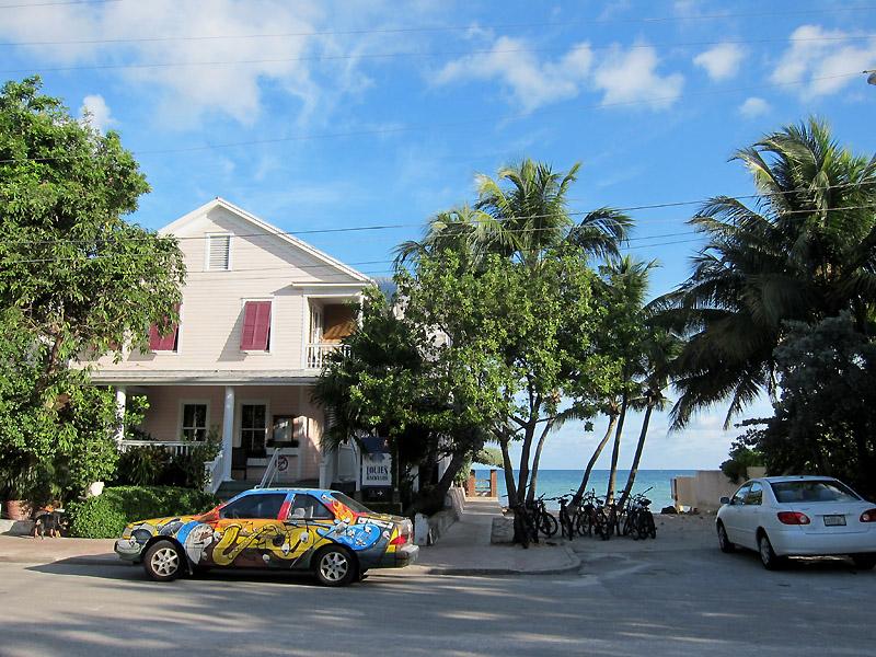 Louis' Backyard, Key West FL