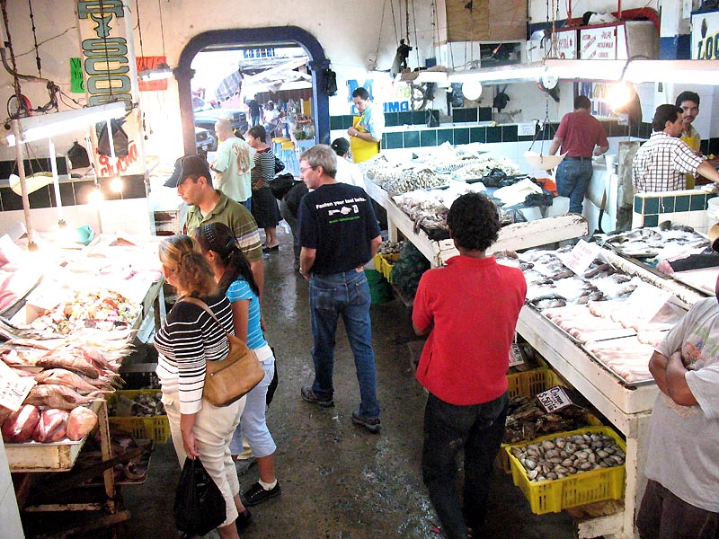 Revisiting the Mercado Mariscos